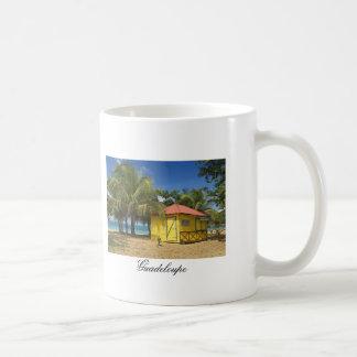 Guadeloupe-beach Mugs