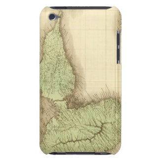 Guadeloupe iPod Touch Cases