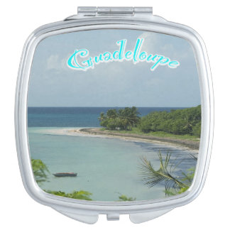 Guadeloupe   Compact Mirror