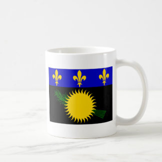 Guadeloupe Flag Mugs