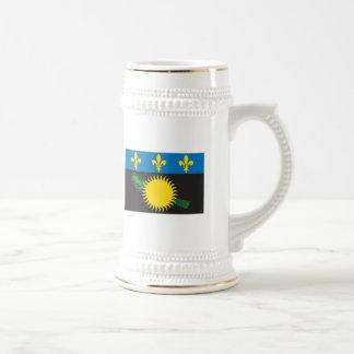 Guadeloupe Flag Mug