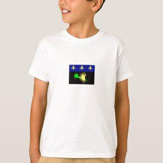 guadeloupe-flag- T-Shirt