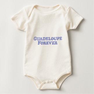 Guadeloupe Forever - Bevel Basic Romper