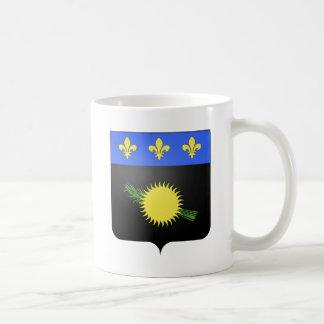 Guadeloupe (France) Coat of Arms Coffee Mug