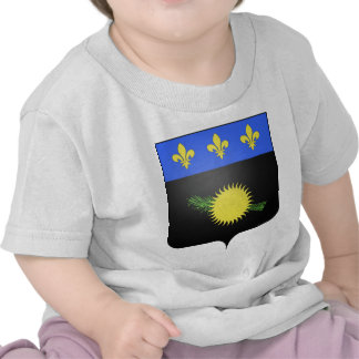 Guadeloupe (France) Coat of Arms Shirts