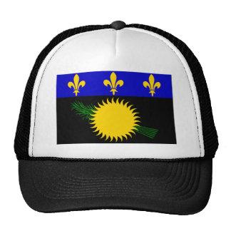 Guadeloupe (France) Flag Mesh Hat