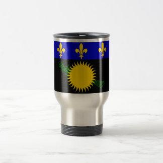 Guadeloupe (France) Flag Mug