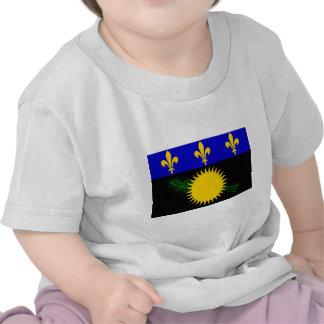 Guadeloupe (France) Flag T Shirt