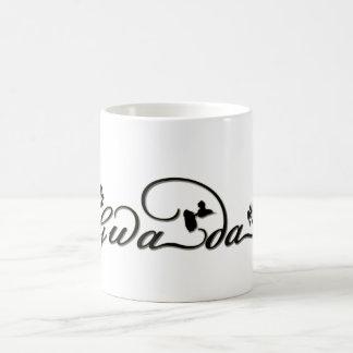 Guadeloupe: gwada 971 classic white coffee mug