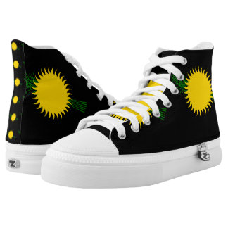 Guadeloupe High-Top Sneakers
