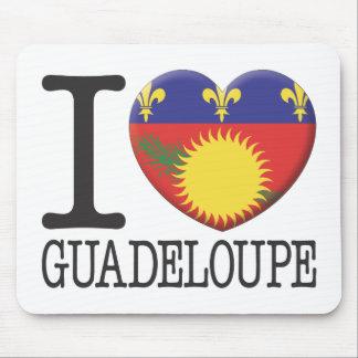 Guadeloupe Mouse Pads