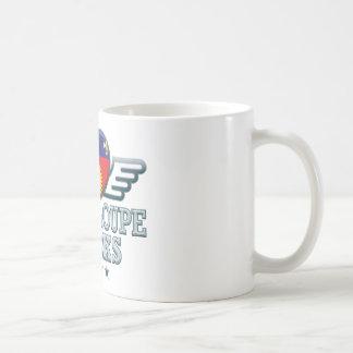 Guadeloupe Rocks v2 Mug