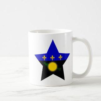 Guadeloupe Star Mugs