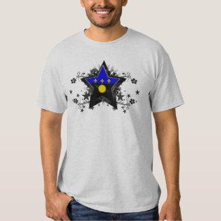 Guadeloupe Star T Shirt