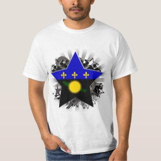 Guadeloupe Star Tshirt