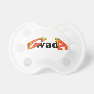 Guadeloupe teat: gwada BooginHead pacifier