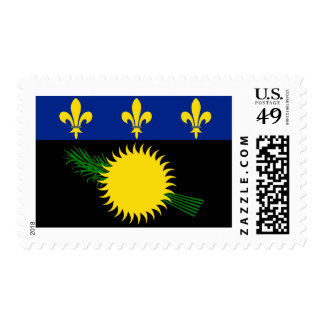 Guadeloupe USPS Postage Stamps