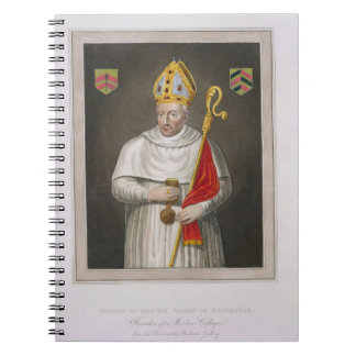 Gualterio de Merton (d.1277), después de una pintu Cuaderno