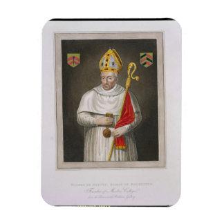 Gualterio de Merton (d.1277), después de una pintu Iman Rectangular