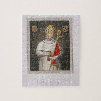 Gualterio de Merton (d.1277), después de una pintu Rompecabeza Con Fotos