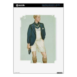 Gualterio Erskine-Crum, ejemplo de 'hombres de Pegatinas Skins Para iPad 3