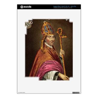 Gualterio Stapledon (1261-1326), después de una pi iPad 3 Pegatinas Skins