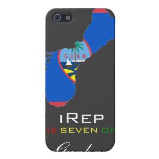 Guam 4 case for iPhone SE/5/5s