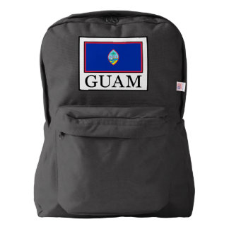 Guam American Apparel™ Backpack