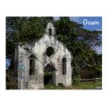Guam Baptist Church Ruins Post Cards