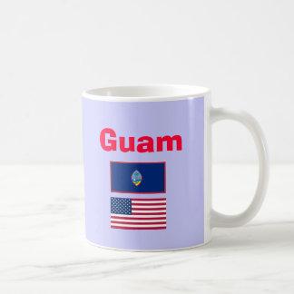 Guam* Bold GU Coffee Mug