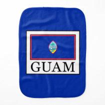 Guam Burp Cloth
