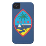 GUAM Case-Mate iPhone 4 CASE