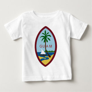 Guam Coat of Arms Baby T-Shirt