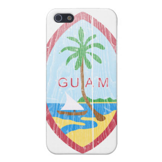Guam Coat Of Arms iPhone 5 Covers