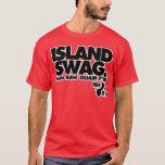 GUAM CORRE el Swag FTW de 671 islas Playera