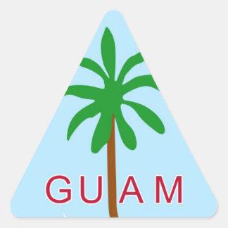 GUAM - emblem flag coat of arms symbol Sticker