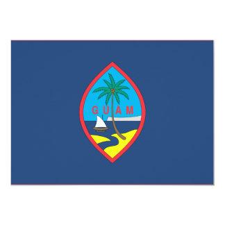 GUAM Flag - Card