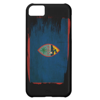 Guam Flag Cover For iPhone 5C