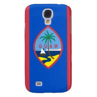 Guam Flag iPhone Galaxy S4 Cover