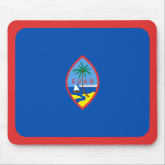 Guam Flag Mousepad