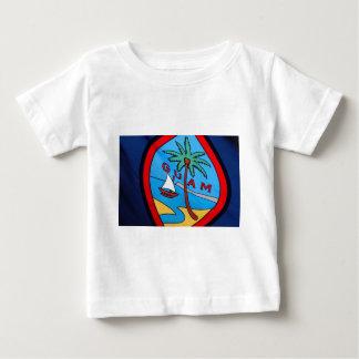Guam flag tee shirts