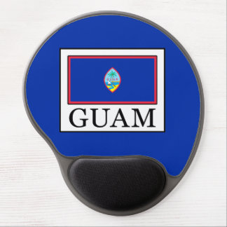 Guam Gel Mouse Pad