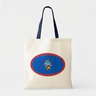 Guam Gnarly Flag Bag