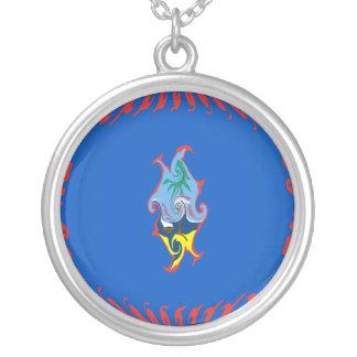 Guam Gnarly Flag Custom Necklace