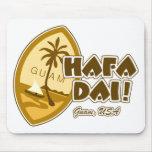 Guam Hafa Dai Alfombrilla De Ratón