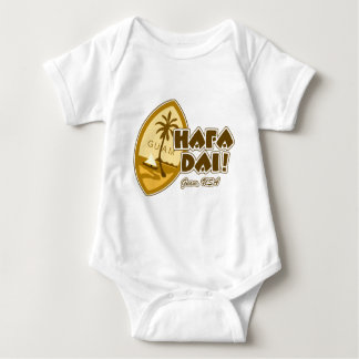 Guam Hafa Dai Baby Bodysuit
