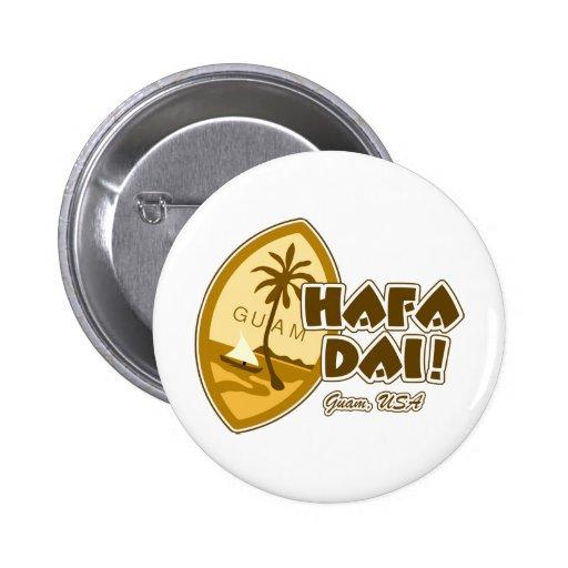 Guam Hafa Dai Pin