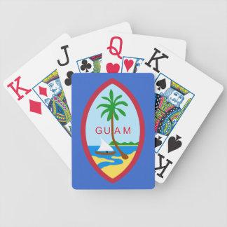 GUAM Jumbo Playing Cards