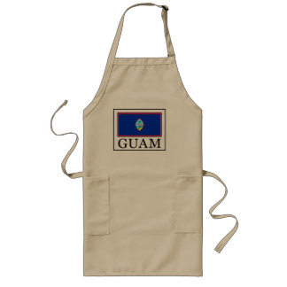 Guam Long Apron