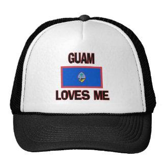 Guam Loves Me Mesh Hat